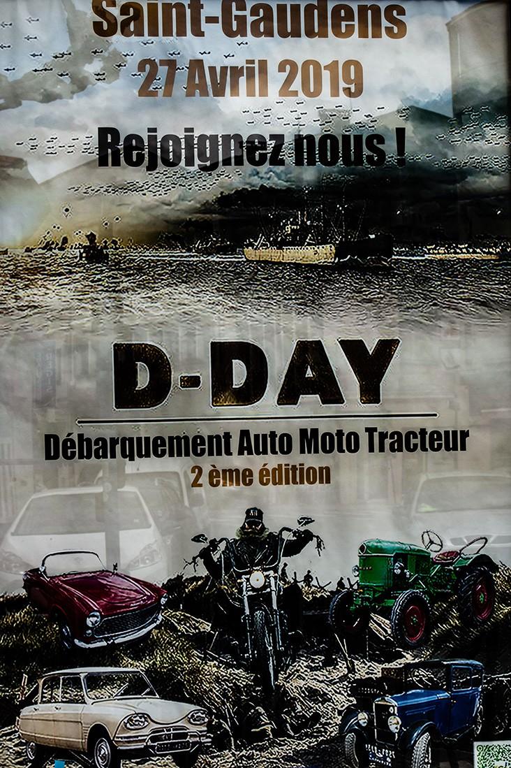 D-Day Saint-Gaudens 2019